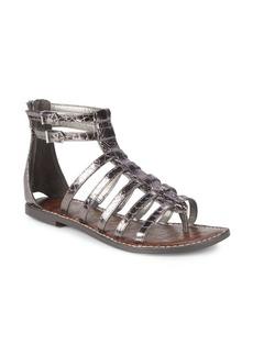 Sam Edelman Kendra Metallic Gladiator Sandals