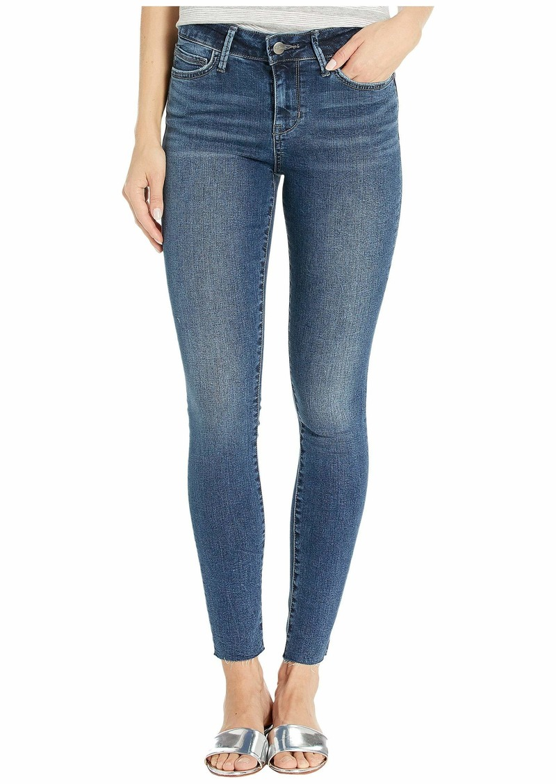 Sam Edelman Kitten Mid-Rise Ankle Skinny Jeans in Dolce