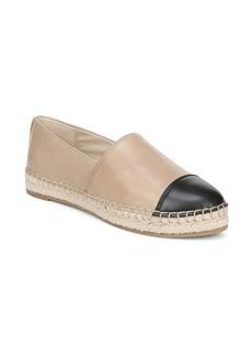 Sam Edelman Krissy Leather Espadrille Flats
