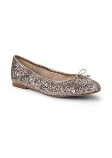 Sam Edelman Felicia Glitter Ballet Flats