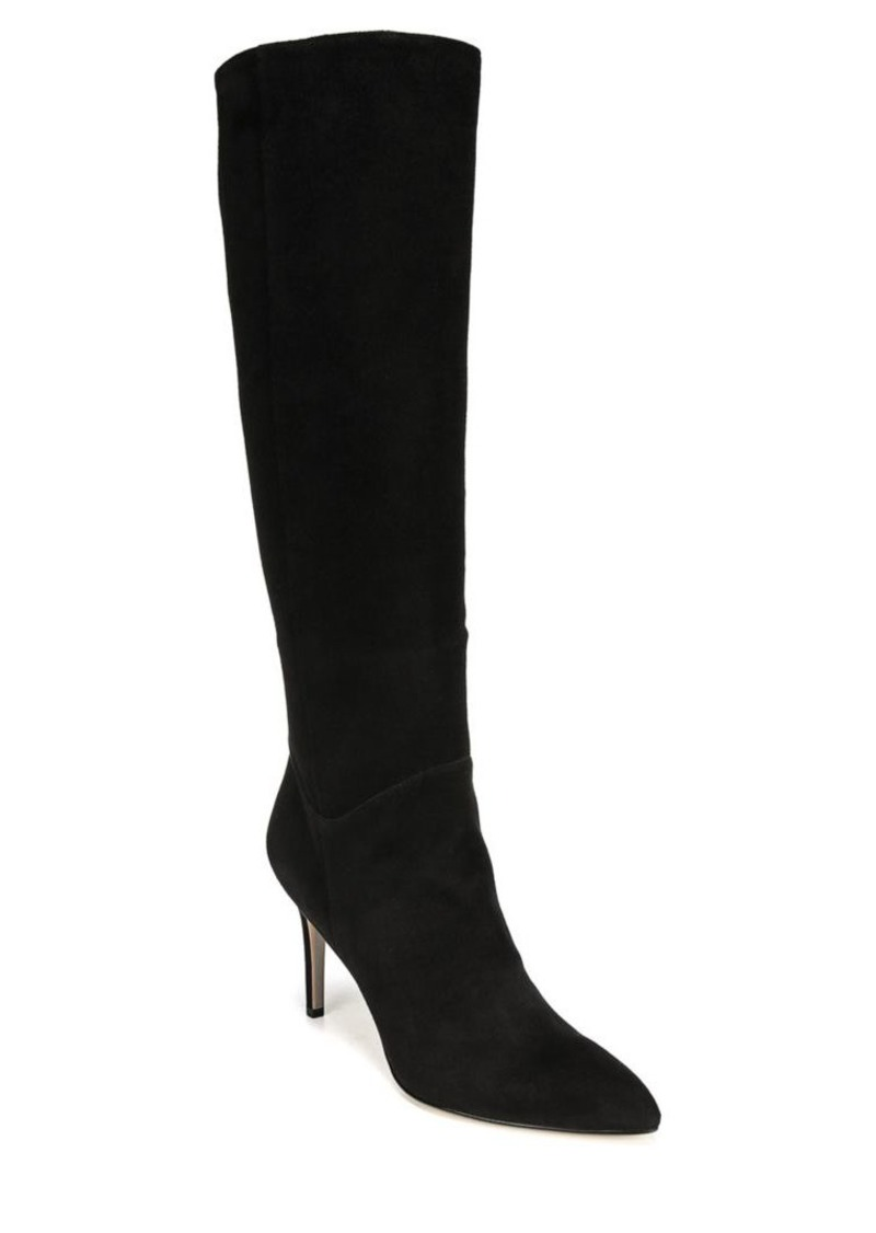 Sam Edelman Olen Suede Knee-High Boots