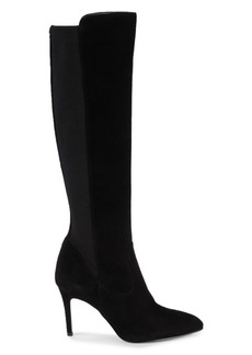 Sam Edelman Olene Stretch-Back Knee-High Boots