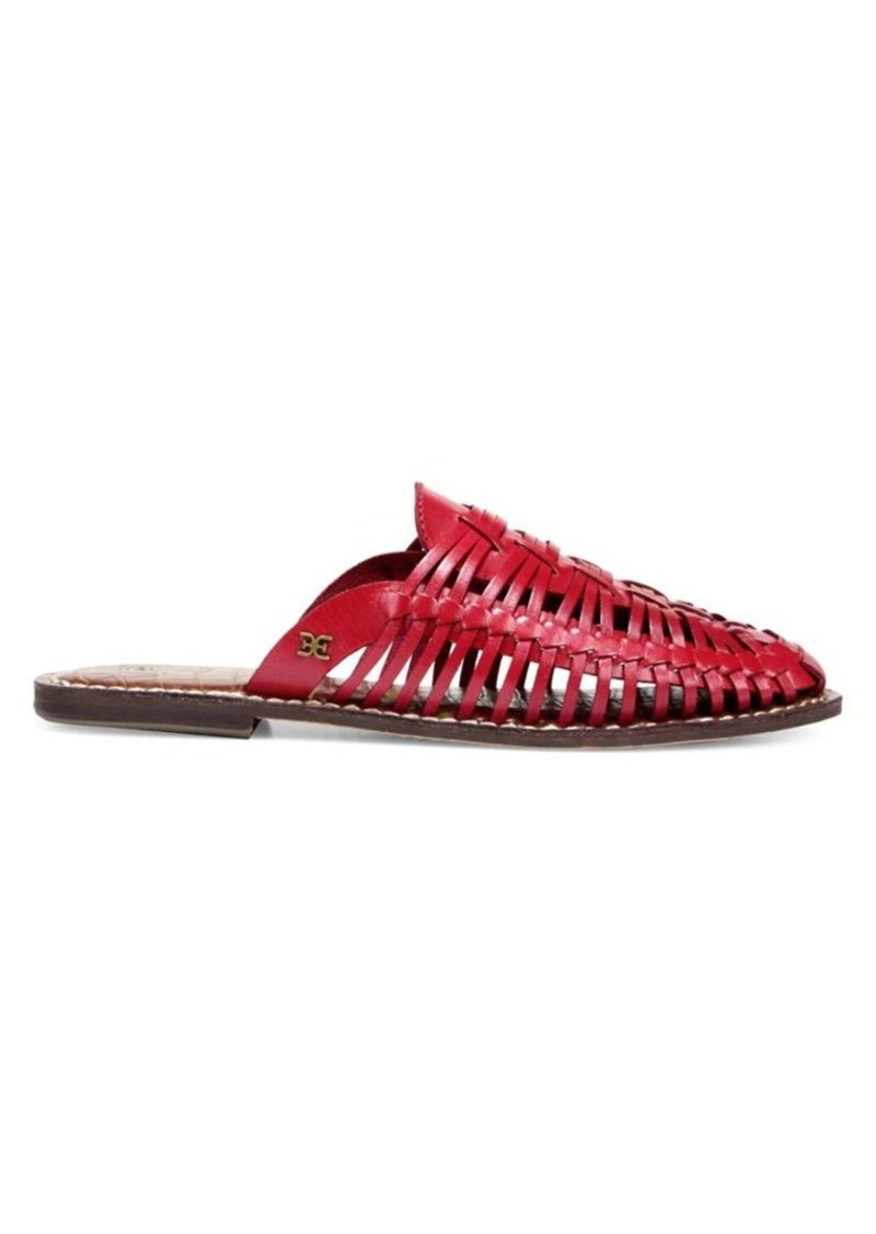 Sam Edelman Pacific Northwest Leather Keelyn Slides