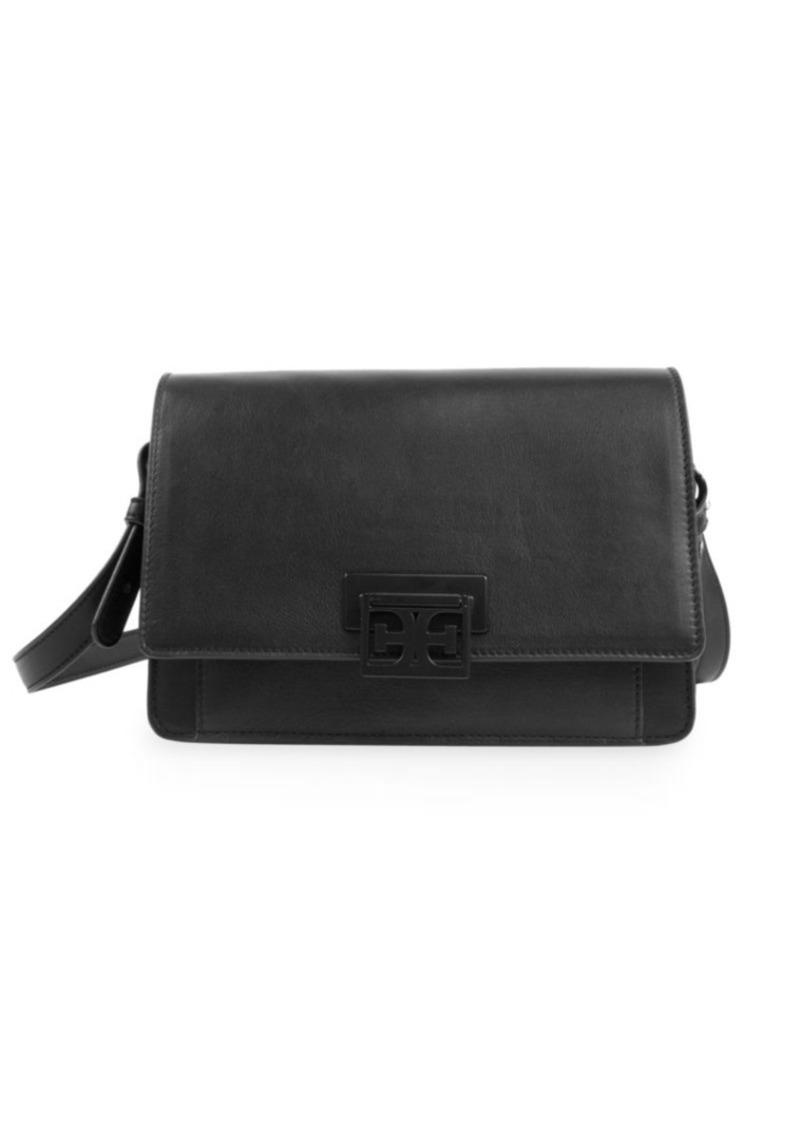 Sam Edelman Paislee Leather Messenger Crossbody Bag