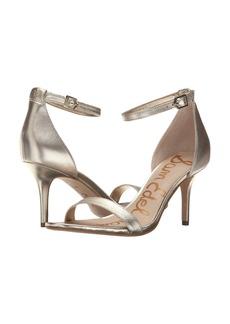Sam Edelman Patti Strappy Sandal Heel
