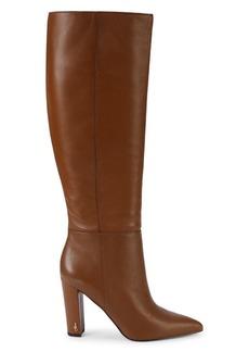 Sam Edelman Raakel Leather Knee-High Boots