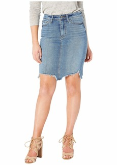 Sam Edelman Riley Denim Skirt in Wetherly