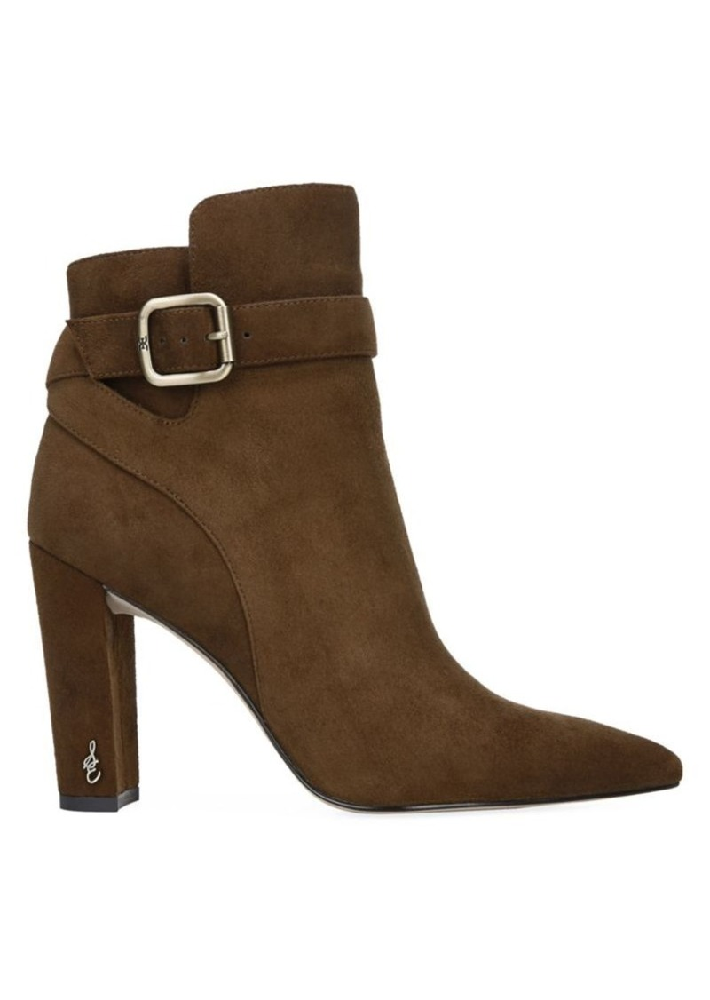 Sam Edelman Rita Suede Ankle Boots