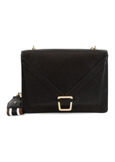 Sam Edelman Accordion Leather Shoulder Bag