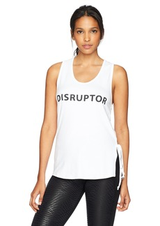 Sam Edelman Active Women's Side Tie Jersey Tank  L