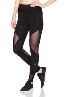 Sam Edelman Active Women's trapezoid Diamond Mesh Legging  S