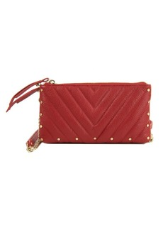 Sam Edelman Alisha Studded Leather Crossbody Bag