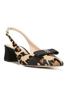 Sam Edelman Alwyn Amplo Block Heel Fur Sandals