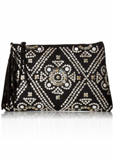 Sam Edelman Anastasia Clutch black