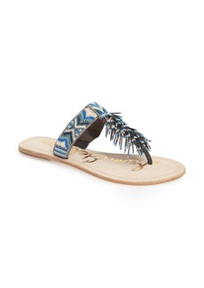 Sam Edelman Anella Beaded Sandal (Women)
