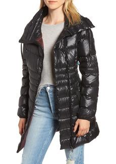 Sam Edelman Asymmetrical Puffer Jacket