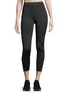 Sam Edelman Athletic Moto Leggings