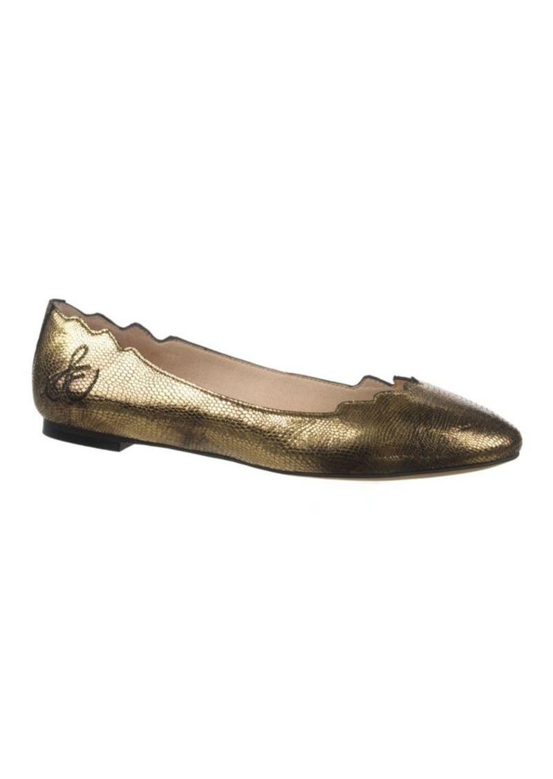 4acf98c2e47d6 Sam Edelman Sam Edelman Augusta Round-Toe Slip-On Ballet Flats