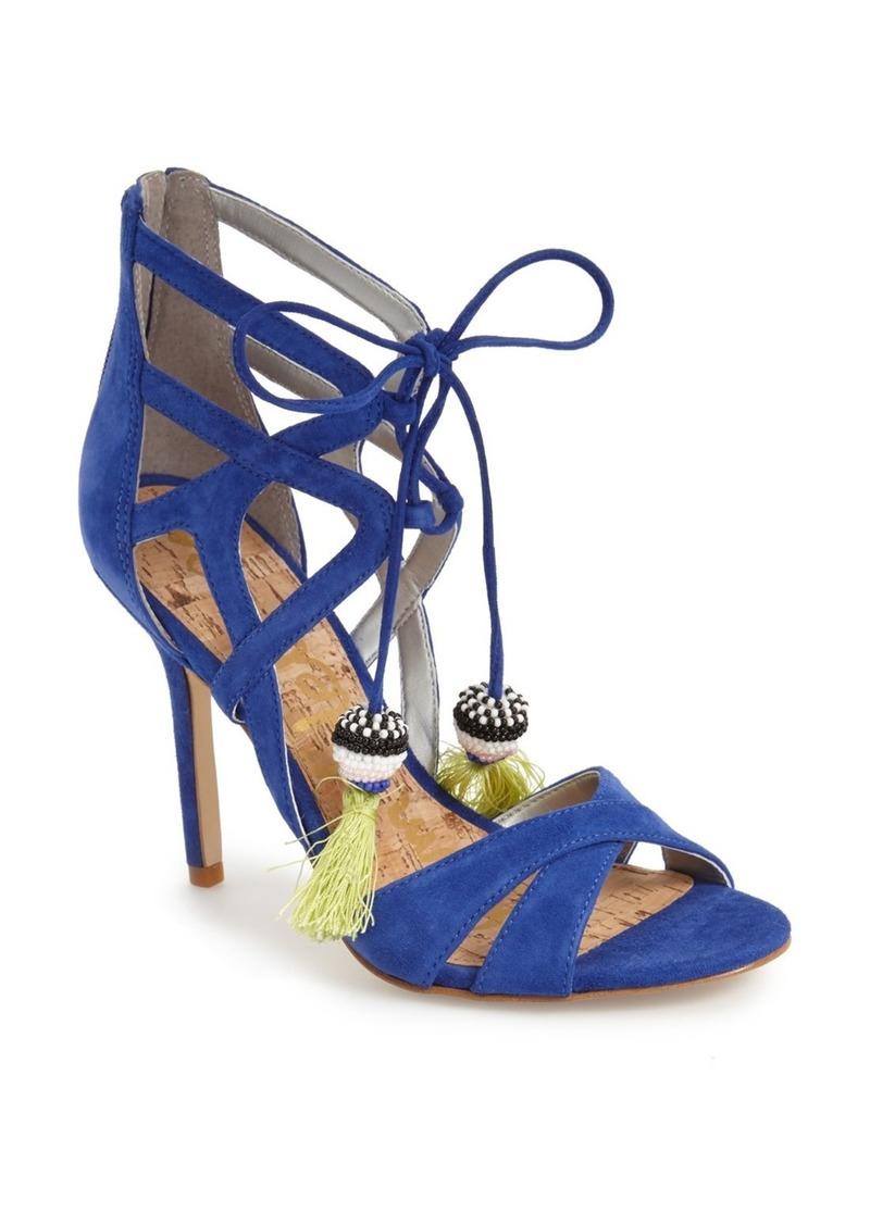 dee505f8695e1 Sam Edelman Sam Edelman  Azela  Tassel Lace-Up Sandal (Women)