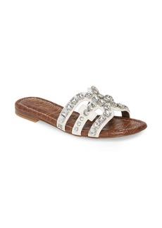 Sam Edelman Bay 2 Embellished Slide Sandal (Women)