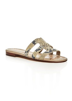 Sam Edelman Berit Roccia Slide Sandals