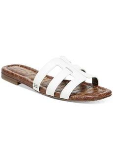 Sam Edelman Bettie Logo Slide Sandals Women's Shoes
