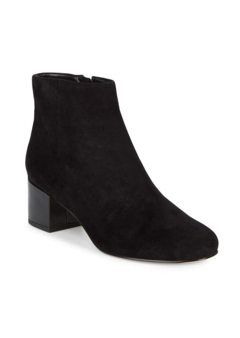 7668a2ebc57d99 Sam Edelman Block Heel Ankle Boots
