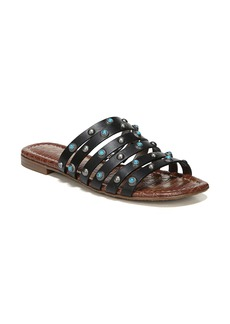 Sam Edelman Brea Studded Slide Sandal (Women)