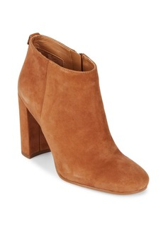 Cambell Leather Booties