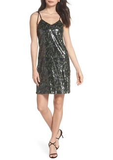 Sam Edelman Camo Sequin Dress
