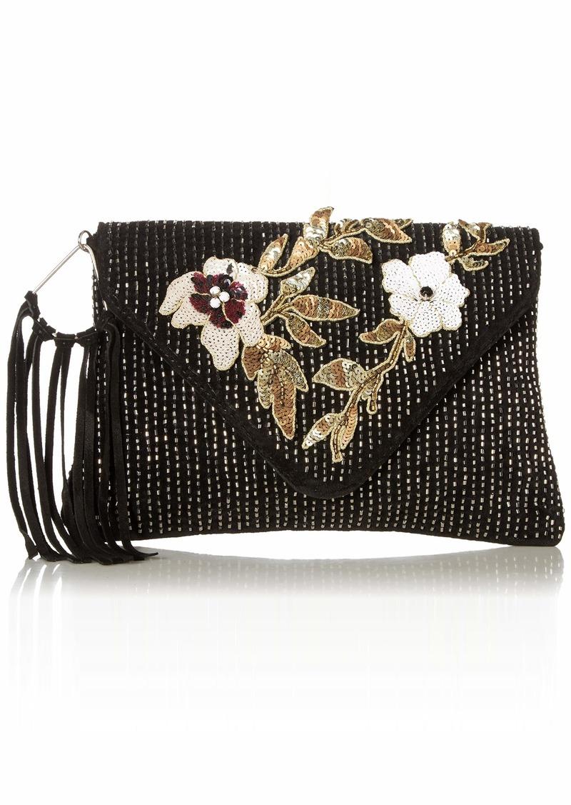 Sam Edelman Carina Clutch black/floral