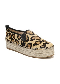 Sam Edelman 'Carrin' Genuine Calf Hair Espadrille Flat (Women)