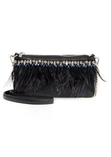 Sam Edelman Carrina Faux Leather Convertible Clutch