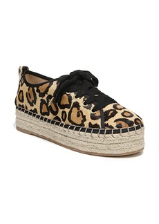 Sam Edelman Celina Genuine Calf Hair Espadrille Flat (Women)