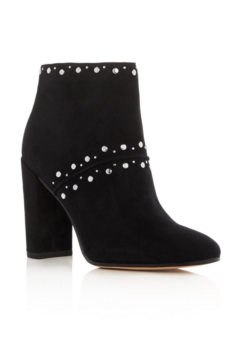 Sam Edelman Chandler Studded High Heel Booties