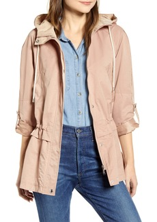 Sam Edelman Cinch Waist Jacket