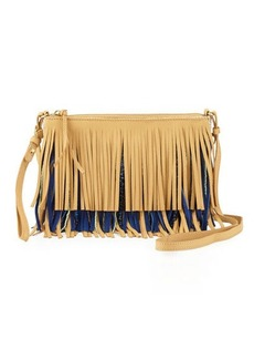 Sam Edelman Claudia Fringe Convertible Crossbody Bag