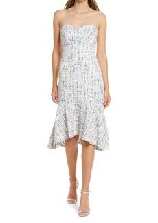 Sam Edelman Confetti Strapless Dress