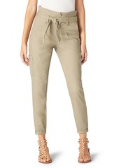 Sam Edelman Cotton Blend Utility Trousers