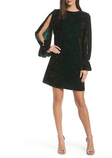 Sam Edelman Crushed Velvet Shift Dress