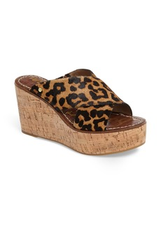 Sam Edelman Darlene Platform Wedge Sandal (Women)