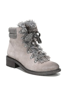 Sam Edelman Darrah 2 Faux Fur Trim Boot (Women)