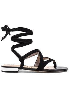Sam Edelman Davina Sandal in Black. - size 10 (also in 6,8,8.5,9.5)