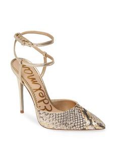 Sam Edelman Deana Ankle Strap Pump (Women)