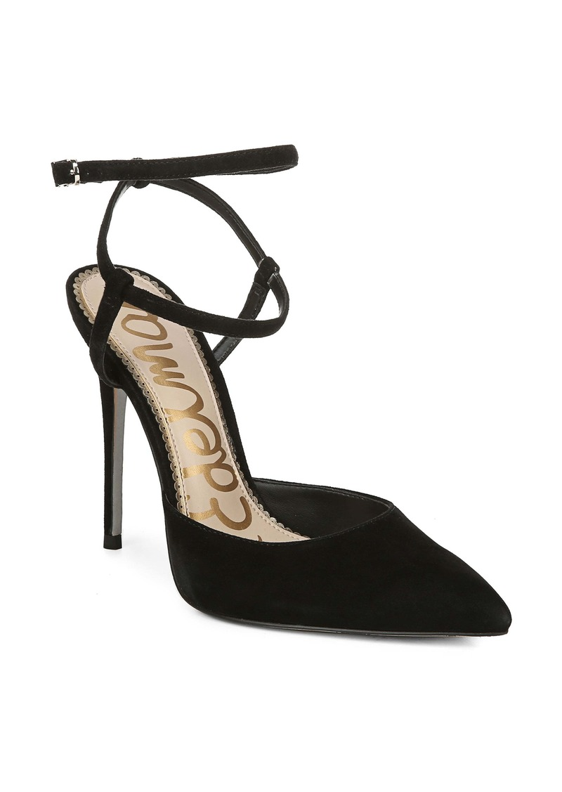 Sam Edelman Deana Ankle Strap Pump (Women)