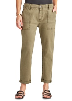 Sam Edelman Denim The Cargo Ankle Pants