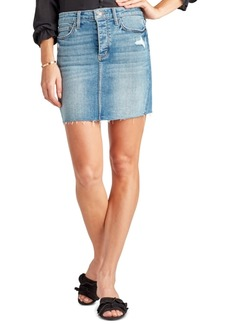 Sam Edelman Denim The Jenny Denim Mini Skirt