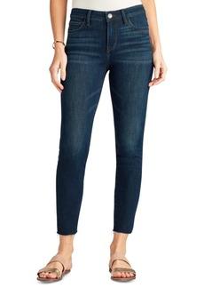 Sam Edelman Denim The Kitten Mid Rise Skinny Ankle Jeans