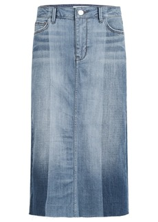 Sam Edelman Denim The Maribelle Denim Midi Skirt