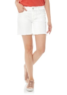 Sam Edelman Derby High Rise Denim Shorts (Laney)